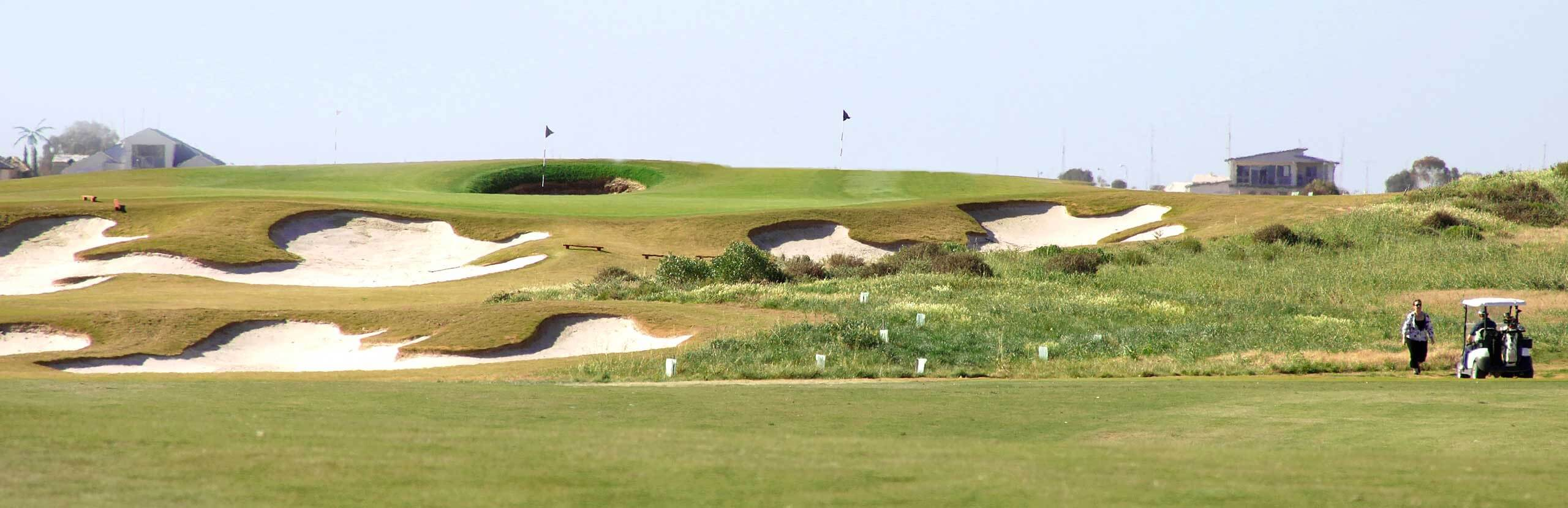 Check out the Wallaroo Golf Club!